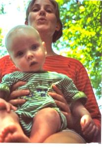 Claude & Me, summer 1994