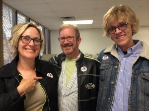 A family that votes together...