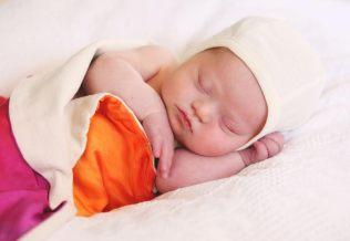 Perfect newborn